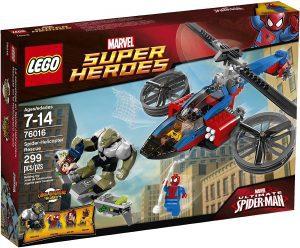 Set de LEGO de Helicóptero de combate 76016 - Sets de LEGO de Spider-man