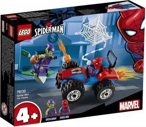 Set de LEGO de Persecución en Coche de Spider-Man 76133 - Sets de LEGO de Spider-man