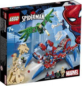 Set de LEGO de Reptadora de Spider-Man 76114 - Sets de LEGO de Spider-man