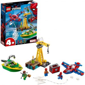 Set de LEGO de Robo de Diamantes de Doc Ock 76134 - Sets de LEGO de Spider-man