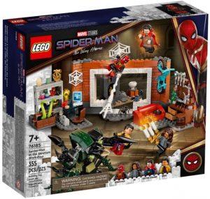 Set de LEGO de Spider-man en el Sanctum Sanctorum 76185 - Sets de LEGO de Spider-man No Way Home