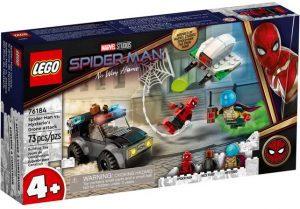 Set de LEGO de Spider-man vs Mysterio Drone Attack de 76184 - Sets de LEGO de Spider-man No Way Home