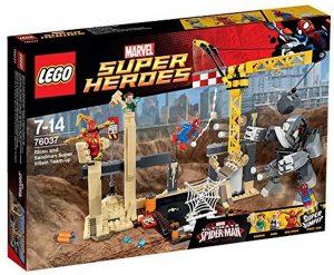 Set de LEGO de Spider-man vs Rhino y Sandman 76037 - Sets de LEGO de Spider-man