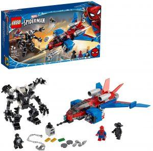Set de LEGO de Spider-man vs Venom Mech 76150 - Sets de LEGO de Spider-man