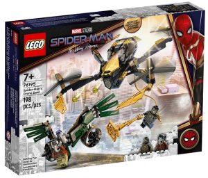 Set de LEGO de Spider-man vs Vulture 76195 - Sets de LEGO de Spider-man No Way Home