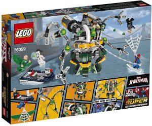 Set de LEGO de Trampa tentaculosa de Doc Ock 76059 - Sets de LEGO de Spider-man