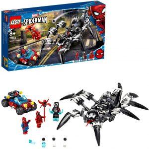 Set de LEGO de Venom Crawler 76163 - Sets de LEGO de Spider-man