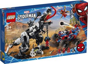 Set de LEGO de Venomosaurus 76151 - Sets de LEGO de Spider-man