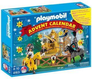 Set de playmobil de Calendario de Adviento 4163 Torneo de Caballeros - Los mejores calendarios de Adviento de playmobil