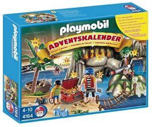Set de playmobil de Calendario de Adviento 4164 Tesoro de los Piratas - Los mejores calendarios de Adviento de playmobil
