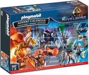 Set de playmobil de Calendario de Adviento 70187 Batalla por la Piedra Mágica - Los mejores calendarios de Adviento de playmobil