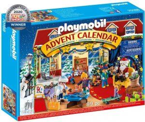 Set de playmobil de Calendario de Adviento 70188 Navidad en la Juguetería - Los mejores calendarios de Adviento de playmobil