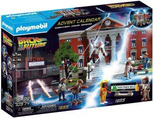 Set de playmobil de Calendario de Adviento 70574 Calendario De Adviento Back To The Future - Los mejores calendarios de Adviento de playmobil