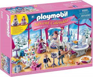 Set de playmobil de Calendario de Adviento 9485 Baile de Navidad en el Salón de Cristal - Los mejores calendarios de Adviento de playmobil