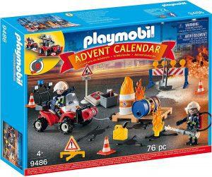 Set de playmobil de Calendario de Adviento 9486 Operación de Rescate - Los mejores calendarios de Adviento de playmobil