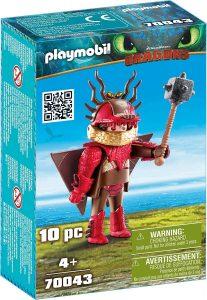 Set de playmobil de Como entrenar a tu dragón 70043 Patán Mocoso con Traje Volador - Los mejores sets de playmobil de Como entrenar a tu dragón
