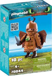 Set de playmobil de Como entrenar a tu dragón 70044 Patapez con Traje Volador - Los mejores sets de playmobil de Como entrenar a tu dragón