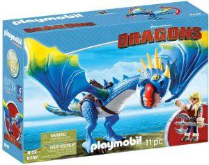 Set de playmobil de Como entrenar a tu dragón 9247 Astrid y Tormenta - Los mejores sets de playmobil de Como entrenar a tu dragón