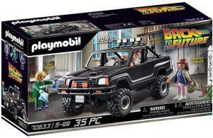 Set de playmobil de Regreso al futuro 70633 Camioneta Pick-up de Marty - Los mejores sets de playmobil de Back to the Future - Regreso al futuro