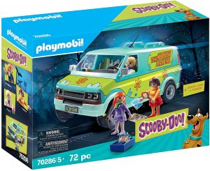 Set de playmobil de Scooby Doo 70286 de La Máquina del Misterio - Los mejores sets de playmobil de Scooby-Doo