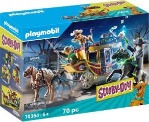 Set de playmobil de Scooby Doo 70364 Aventura en el Salvaje Oeste - Los mejores sets de playmobil de Scooby-Doo