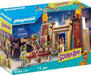 Set de playmobil de Scooby Doo 70365 Aventura en Egipto - Los mejores sets de playmobil de Scooby-Doo