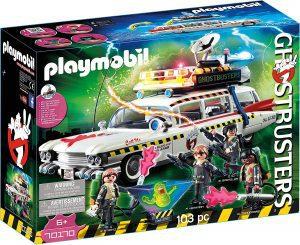 Set de playmobil de los Cazafantasmas 70170 Ecto-1A - Los mejores sets de playmobil de los Cazafantasmas - Ghostbusters