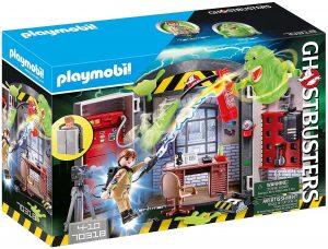 Set de playmobil de los Cazafantasmas 70318 Cofre Cazafantasmas - Los mejores sets de playmobil de los Cazafantasmas - Ghostbusters