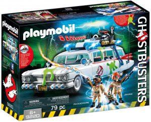 Set de playmobil de los Cazafantasmas 9220 Ecto-1 - Los mejores sets de playmobil de los Cazafantasmas - Ghostbusters