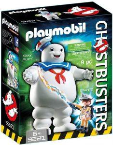 Set de playmobil de los Cazafantasmas 9221 Hombre de Malvavisco - Los mejores sets de playmobil de los Cazafantasmas - Ghostbusters