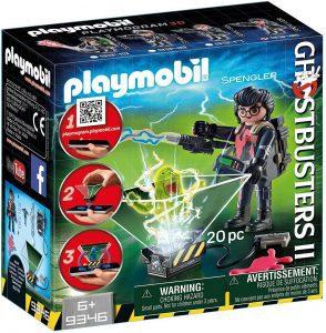 Set de playmobil de los Cazafantasmas 9346 Egon Spengler - Los mejores sets de playmobil de los Cazafantasmas - Ghostbusters