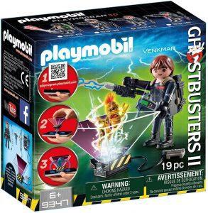 Set de playmobil de los Cazafantasmas 9347 Peter Venkman - Los mejores sets de playmobil de los Cazafantasmas - Ghostbusters