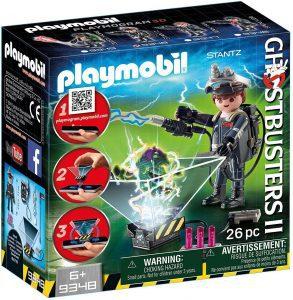 Set de playmobil de los Cazafantasmas 9348 Raymond Stanz - Los mejores sets de playmobil de los Cazafantasmas - Ghostbusters