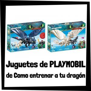 Juguetes de Playmobil de Como entrenar a tu dragón
