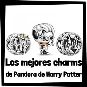 Charms de Harry Potter de Pandora