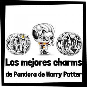 Charms de Pandora de Harry Potter - Los mejores charms de colección de Pandora de Harry Potter - Abalorios de Harry Potter de Pandora - Guía