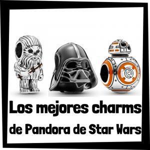 Charms de Pandora de Star Wars - Los mejores charms de colección de Pandora de Star Wars - Abalorios de Star Wars de Pandora