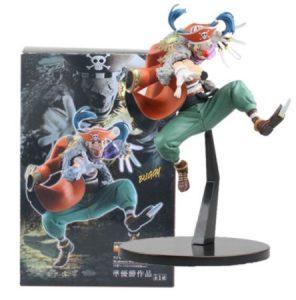 Figura de Buggy de One Piece de Aliexpress 2 - Las mejores figuras de One Piece de Aliexpress
