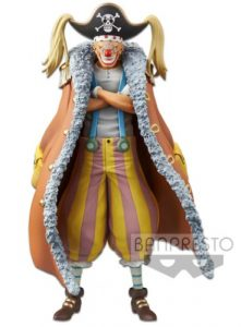 Figura de Buggy de One Piece de Aliexpress 3 - Las mejores figuras de One Piece de Aliexpress