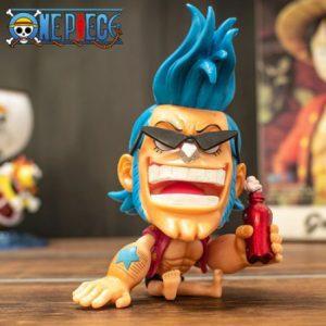 Figura de Franky de One Piece de Aliexpress - Las mejores figuras de One Piece de Aliexpress
