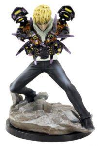 Figura de Genos de Aliexpress de One Punch Man - Las mejores figuras de One Punch Man de Aliexpress