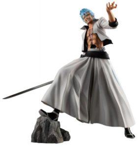 Figura de Grimmjow de Aliexpress de Bleach - Las mejores figuras de Bleach de Aliexpress
