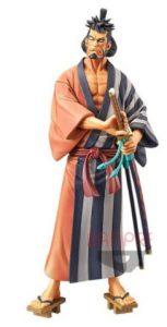Figura de Kinemon de One Piece de Aliexpress - Las mejores figuras de One Piece de Aliexpress