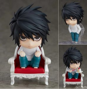 Figura de L de Aliexpress de Death Note - Las mejores figuras de Death Note de Aliexpress 2