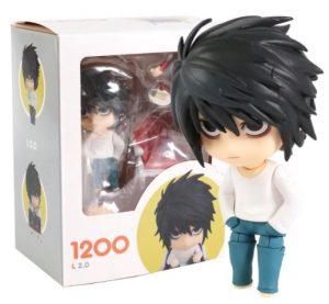 Figura de L de Aliexpress de Death Note - Las mejores figuras de Death Note de Aliexpress