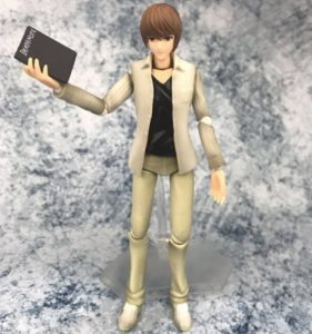 Figura de Light de Aliexpress de Death Note - Las mejores figuras de Death Note de Aliexpress 3