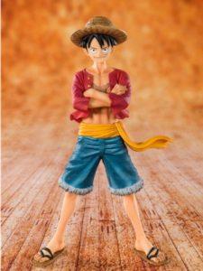 Figura de Luffy de One Piece de Aliexpress 2 - Las mejores figuras de One Piece de Aliexpress