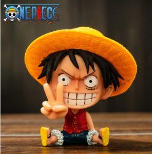 Figura de Luffy de One Piece de Aliexpress - Las mejores figuras de One Piece de Aliexpress