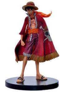 Figura de Monkey D Luffy de One Piece de Aliexpress 4 - Las mejores figuras de One Piece de Aliexpress