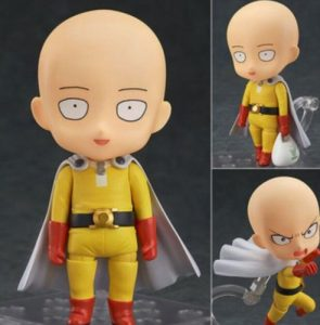 Figura de Saitama de Aliexpress de One Punch Man - Las mejores figuras de One Punch Man de Aliexpress 2